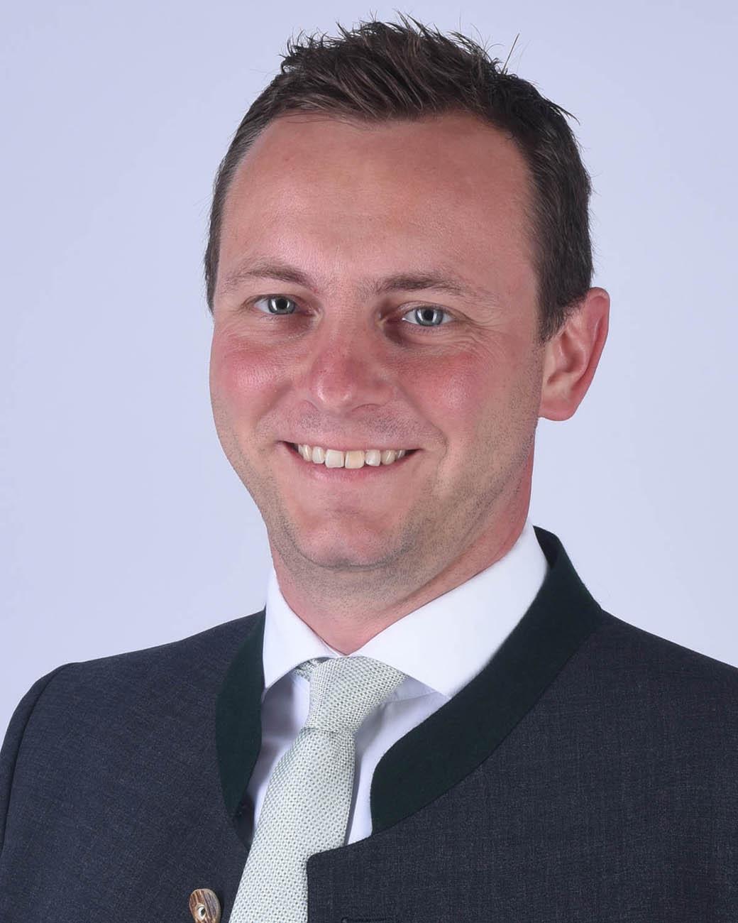 Bürgermeister Stefan Achatz