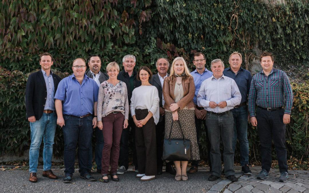 Bürgermeister der ILE Donau-Wald tagten zwei Tage in Schönberg