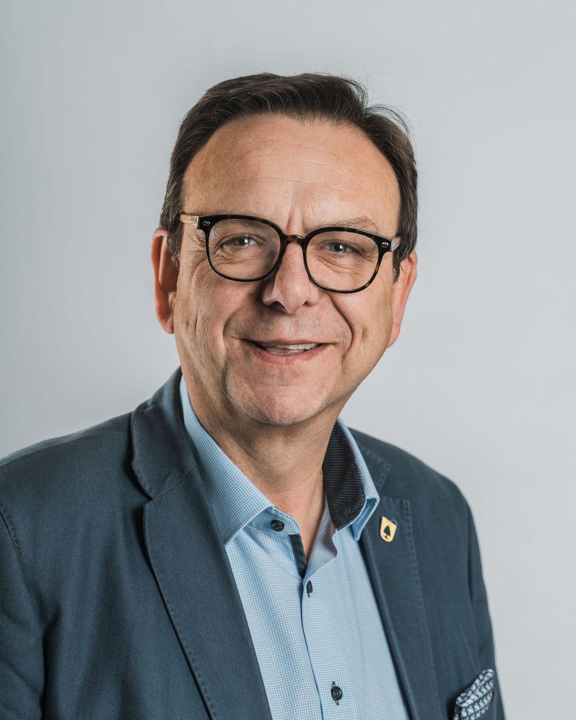 Bürgermeister Franz Wittmann