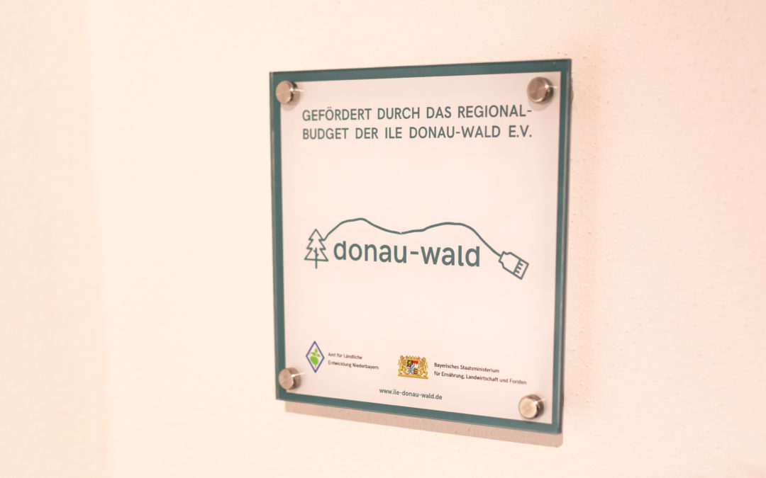 2. öffentlicher Förderaufruf der ILE Donau-Wald